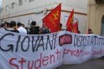"""""""No agli stage truffa"""": iniziativa di alcuni giovani a Palermo"""