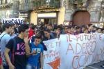 Protesta degli studenti, in diecimila al corteo
