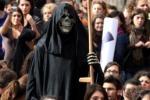 Tre cortei universitari a Palermo, traffico bloccato