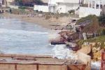 La costa minacciata dall'erosione: «Punta Braccetto è in pericolo»