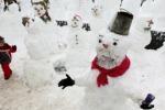 Il maltempo non concede tregua Weekend di freddo in Sicilia