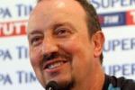 Napoli, ufficiale Benitez: parte la telenovela Cavani
