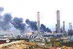Gela, incidente alla raffineria: operaio muore stritolato da un'autogru