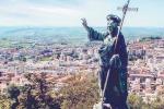 Caltanissetta, il Redentore va in... cartolina Parte l'«operazione rilancio»