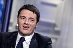 """Taglio dell'Irpef, Renzi: """"80 euro in più in busta paga da maggio"""""""