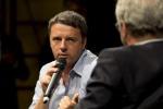 """Renzi lancia lo """"sblocca Italia"""" Attacco alla Rai: sciopero umiliante"""