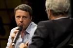 Immigrazione, Renzi: Mare nostrum continua