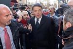 Matteo Renzi arriva al Quirinale