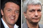 Pd, scontro tra Renzi e Vendola
