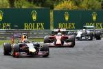 Formula 1, Alonso epico ma in Ungheria deve cedere a Ricciardo