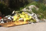 Mussomeli, è emergenza rifiuti Sorce: «L'Ato deve intervenire»