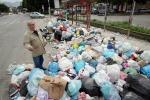 Palermo, l'anno si apre all'insegna dei rifiuti