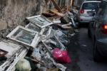 Raccolta dei rifiuti ingombranti e speciali a Trapani, servizio potenziato: gratuito per i cittadini