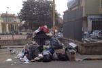 Emergenza rifiuti a Vittoria, la protesta degli studenti