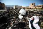 Palermo, ruspe contro i rifiuti