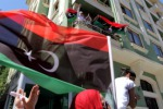 La presa di Tripoli, Gheddafi ancora in Libia