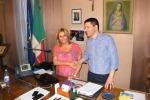 Ragusa, grillini al Comune: passaggio di consegne tra Rizza e Piccitto