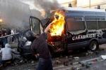 Scontri a Roma, blitz Ros-Digos: arresti e perquisizioni