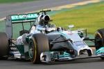 Formula 1 al via in Australia, il primo acuto è di Rosberg