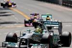 F1: a Montecarlo domina Rosberg, delude Alonso