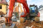 Abusivismo a Marsala, la ruspa torna in azione Riprendono le demolizioni delle case