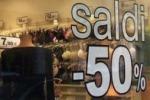 Crollano le vendite in Sicilia: calo del 30 per cento