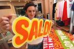 Commercio a Siracusa, via ai saldi di fine stagione Romano: «La situazione resta critica»