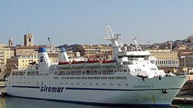 nave linosa, Agrigento, Cronaca