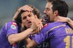 Serie A, la Fiorentina spazza via il Genoa