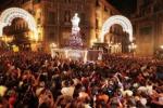 La notte della Santuzza, ma la folla non c'è