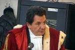 Caltanissetta, alla Procura generale Santi Consolo prende le redini
