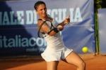 Tennis, a Palermo la Errani vola ai quarti: la Dentoni saluta
