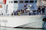 Sbarco ad Augusta, fermati 3 presunti scafisti: 2 sono minorenni