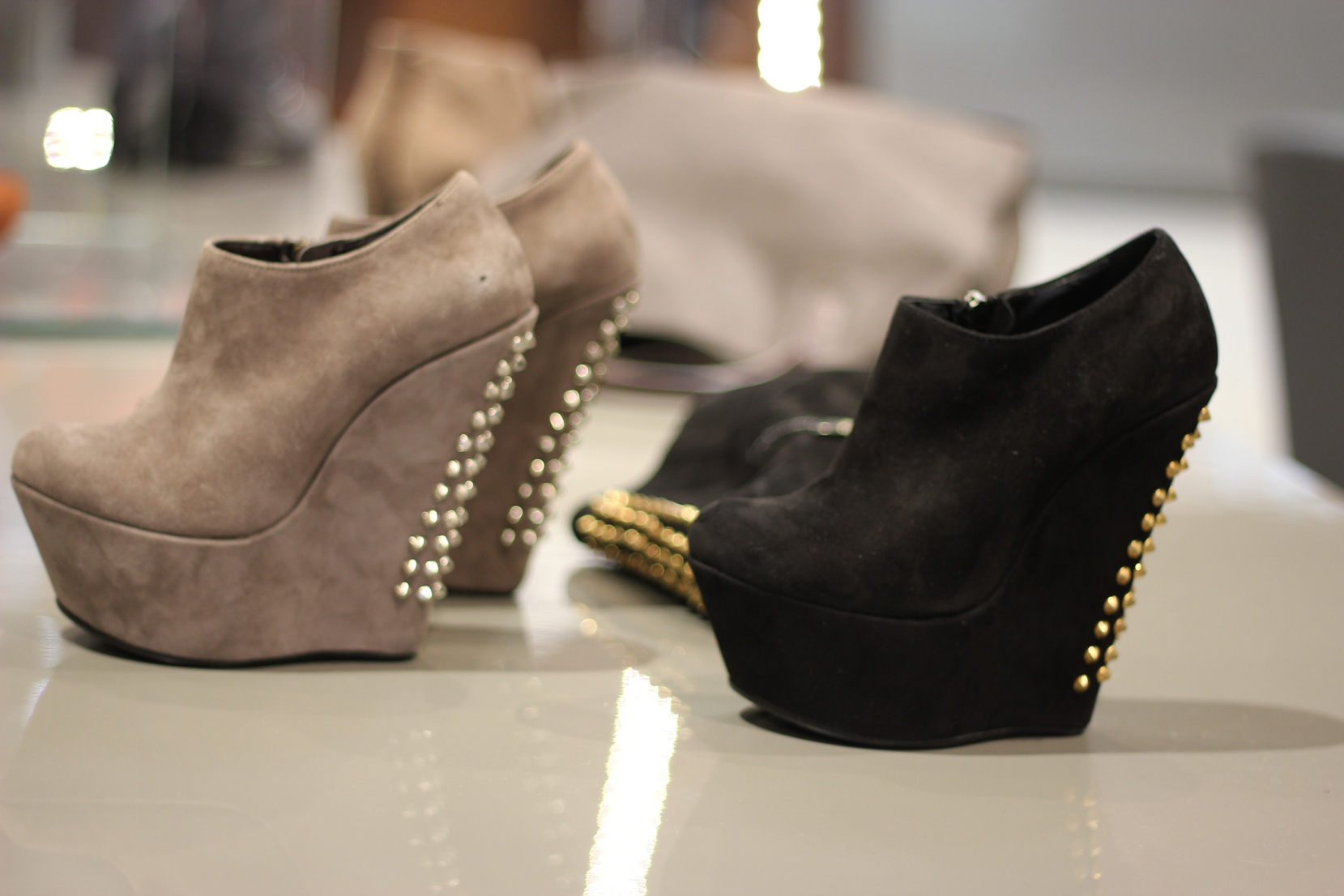 buy online f7575 d84eb Addio alle scarpe-gioiello Caccia ai modelli low cost ...