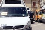 Scat, mezzi fermi e disperazione crescente a Caltanissetta