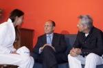 """Lampedusa, visita di Schifani: """"Isola tornata alla normalità"""""""
