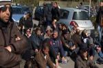 Intesa sull'indotto del Petrolchimico di Gela: rimossi i blocchi alle vie di accesso