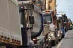 Sciopero dei tir, disagi in Sicilia