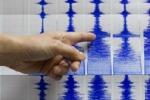 Scossa di terremoto in mare tra Sicilia e Calabria