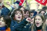 Palermo, stato di agitazione in 16 scuole