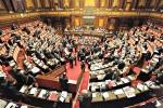 In Senato torna il pallottoliere, l'ora della fiducia per Renzi