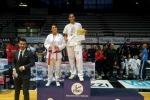 Taekwondo, successo per la palermitana Corona