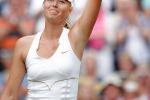 Wimbledon, la Sharapova in finale