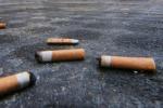 I ragusani e le «bionde»: uno su quattro fuma