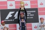 F1, a Silverstone vince Webber