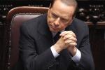 """Berlusconi: """"Torno in pista per salvare il Pdl"""""""