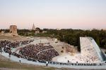 Il Teatro greco di Siracusa accoglie per la prima volta la lirica: si inizia con l'Aida di Verdi