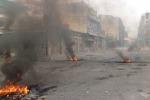 """Siria, attivisti: """"Più di 300 morti dopo un raid in un panificio"""""""
