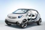 Smart ci riprova con una 4 posti Sarà elettrica e arriverà a fine 2014