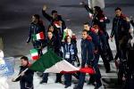 Sochi 2014, accesa la fiaccola: via ai giochi olimpici invernali